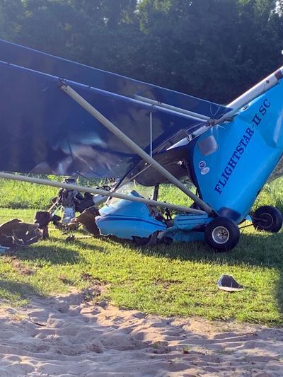 Coward Plane Crash