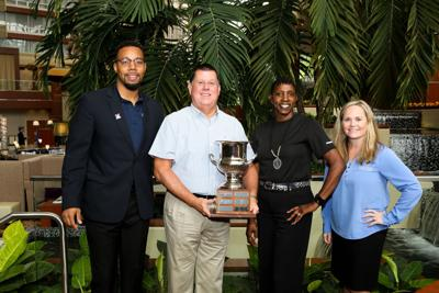 Hartsville MASC Award