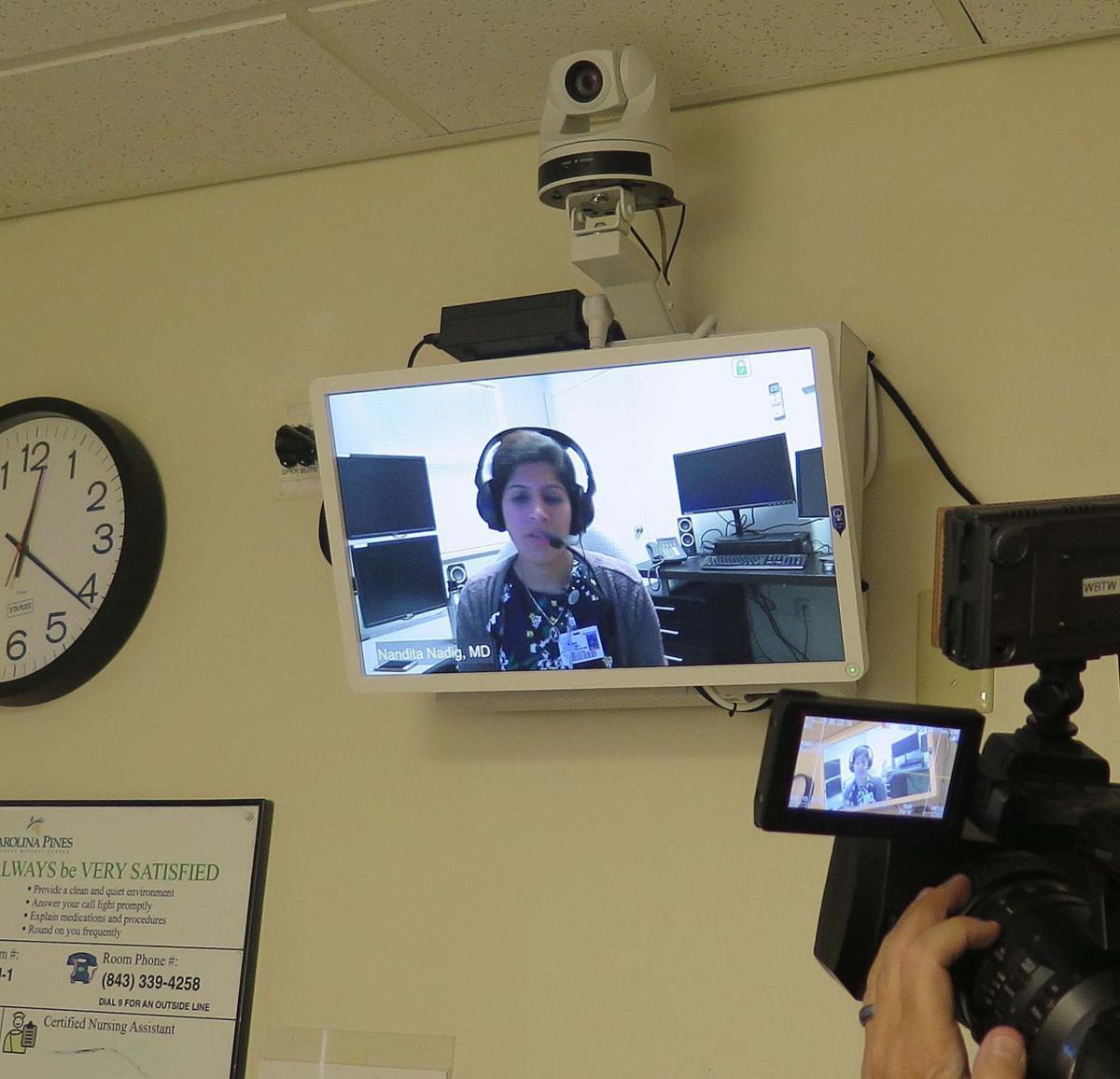 Carolina Pines, MUSC Health partner on advanced intensive