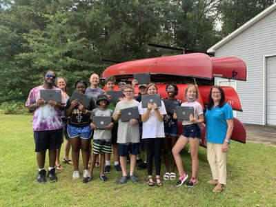 Duke Energy and Cypress Adventures partner for Youth Leadership essentials