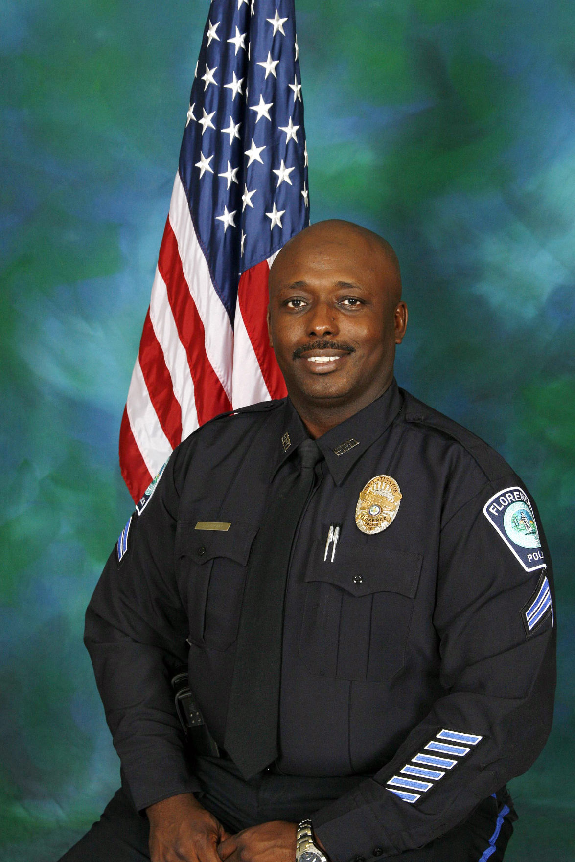 Florence Police Sgt. Terrence Carraway