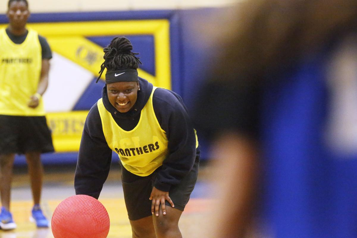 Lake City High School Kickball