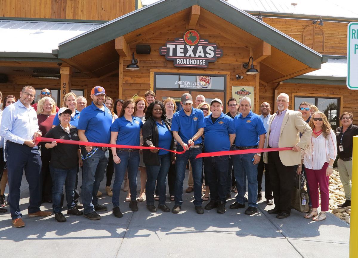 Texas Roadhouse Joins Florence Restaurant Scene Business