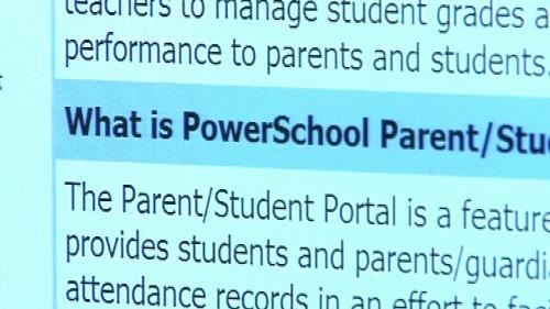 powerschool parent portal horry county