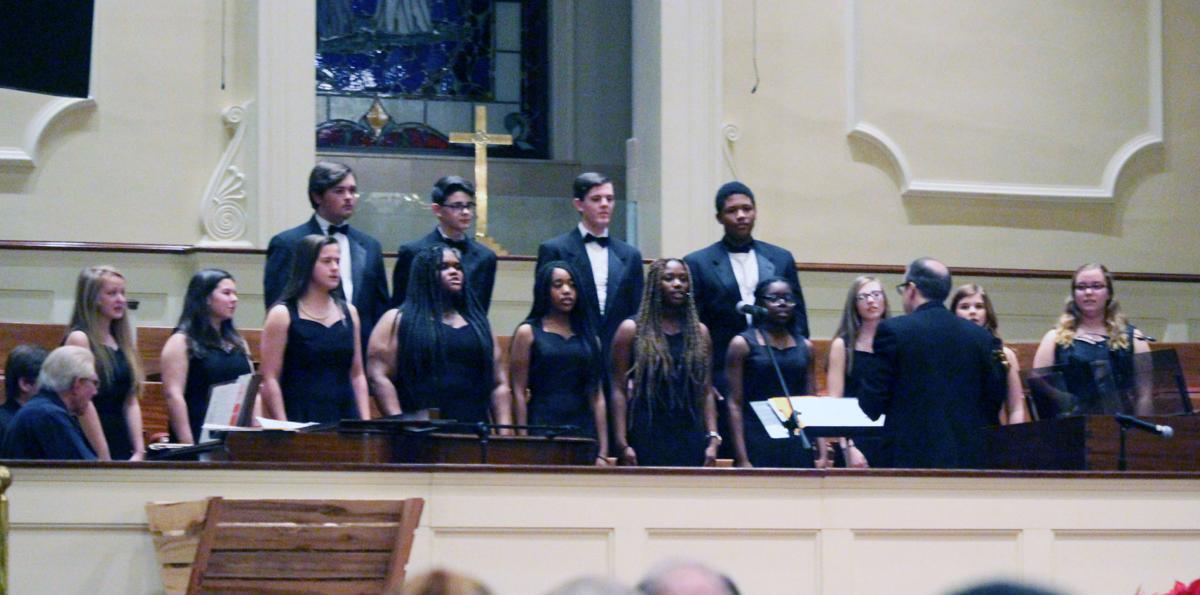 HHS choir concert