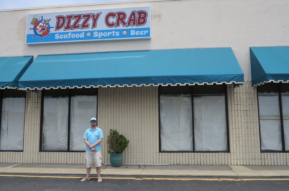 0704 Dizzy Crab