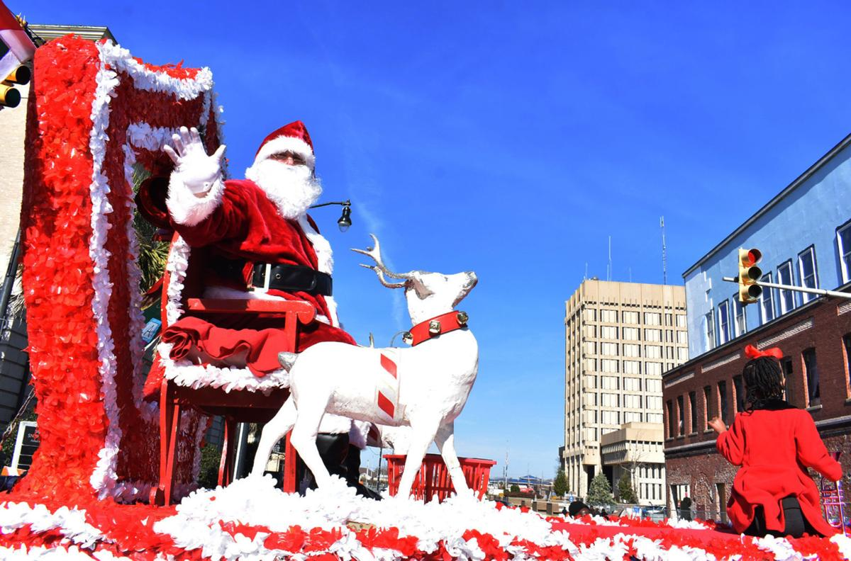 When Is The Christmas Parade In Columbia Sc 2021