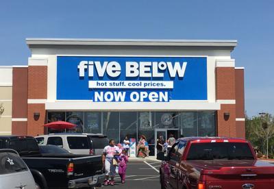 Five Below Opens