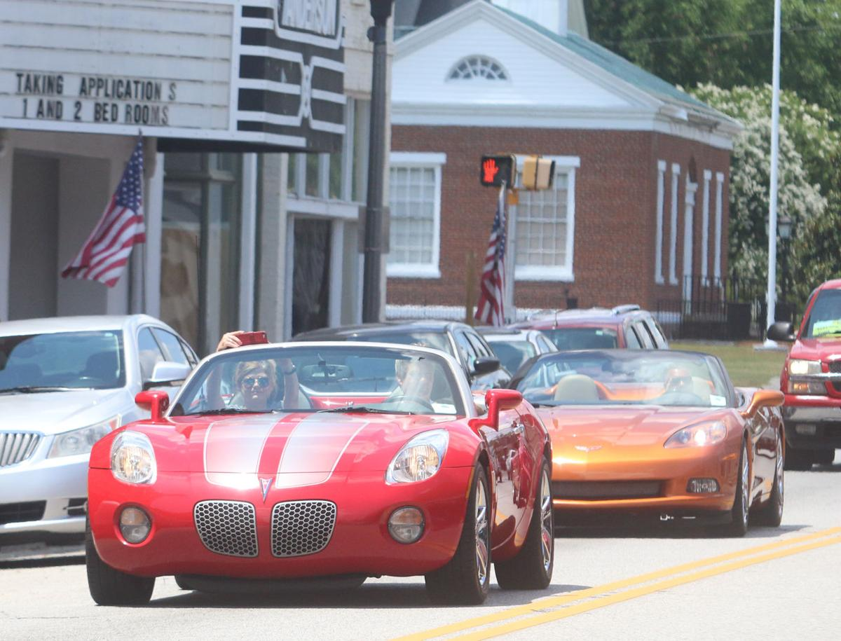 Let's Cruise Main Street returns to Mullins