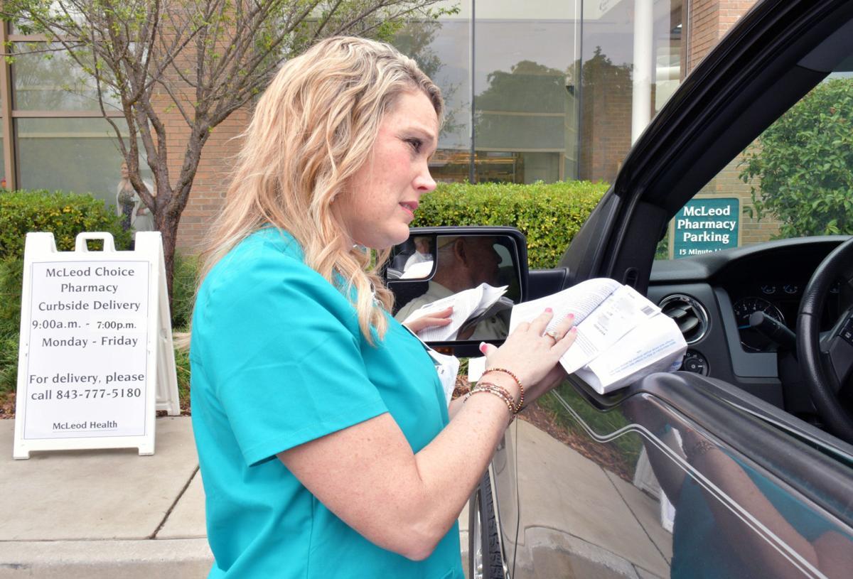 McLeod Choice Pharmacy begins curbside service