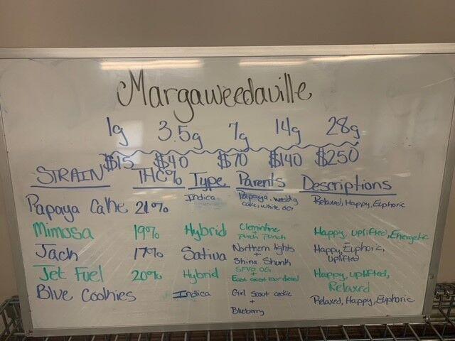 Margaweedaville