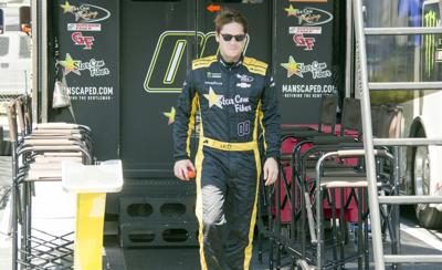 Cup driver Cassill a big proponent of iRacing   Sports