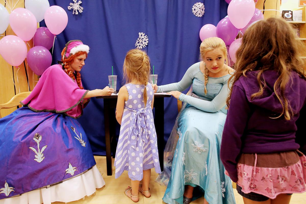 Florence princess party business occupies a niche | News | scnow.com