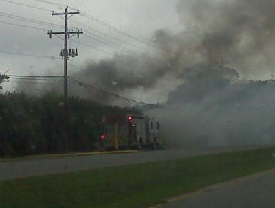 Three Campers Affected In Pirateland Fire Myrtle Beach