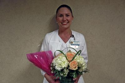 Stacy Freeman is Nurse of the Year at McLeod Regional