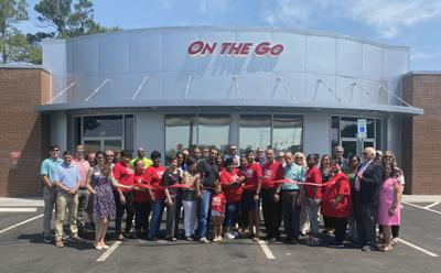 On The Go cuts ribbon for second location in Florence
