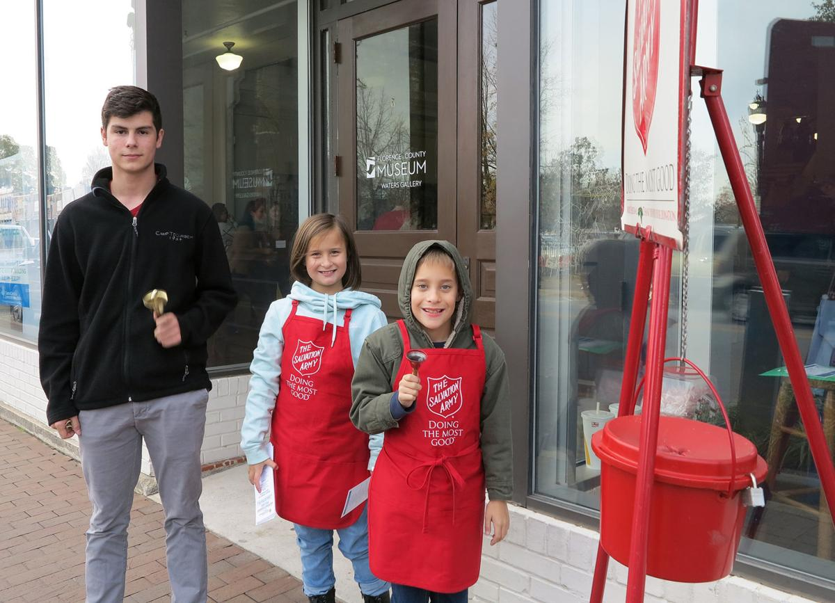 Nonprofits benefit from #Giving Tuesday event in downtown Florence