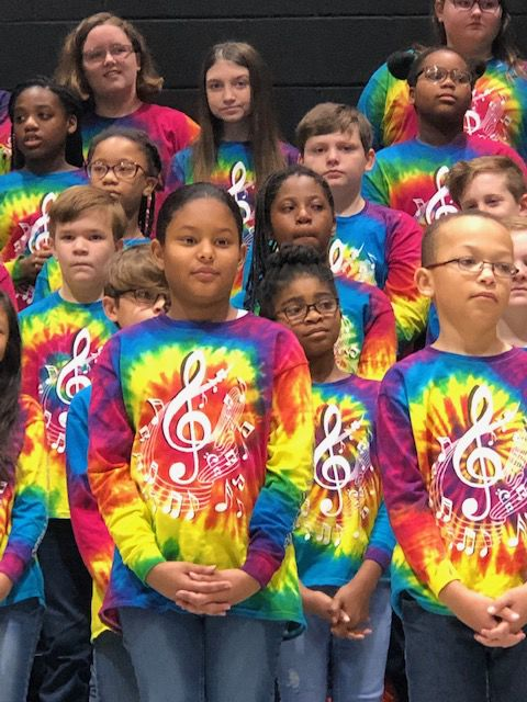 Florence One Schools' music education program again gets national recognition