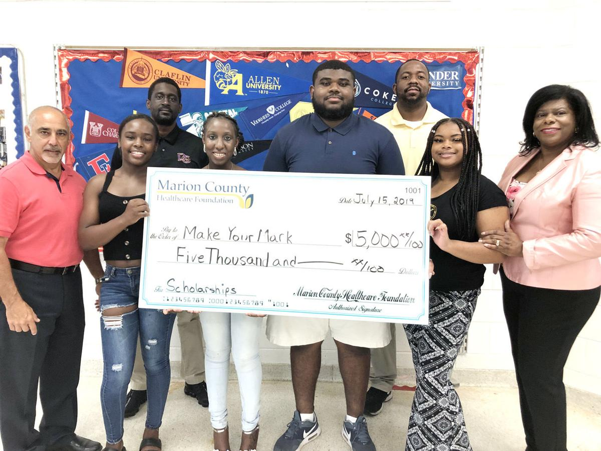 off to college scholarship sweepstakes make your mark foundation awards scholarships donates to 8350