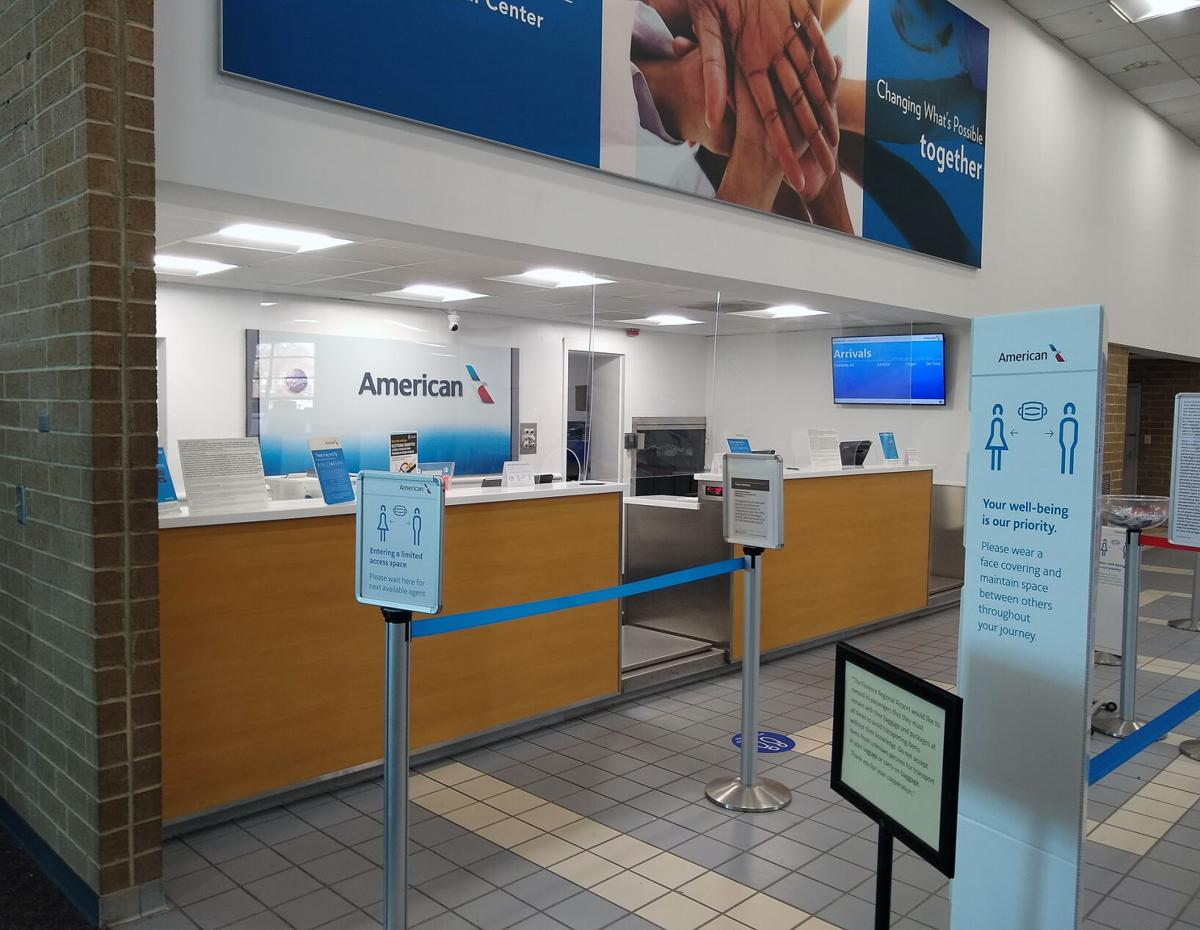American Airlines returns to Florence Regional Airport