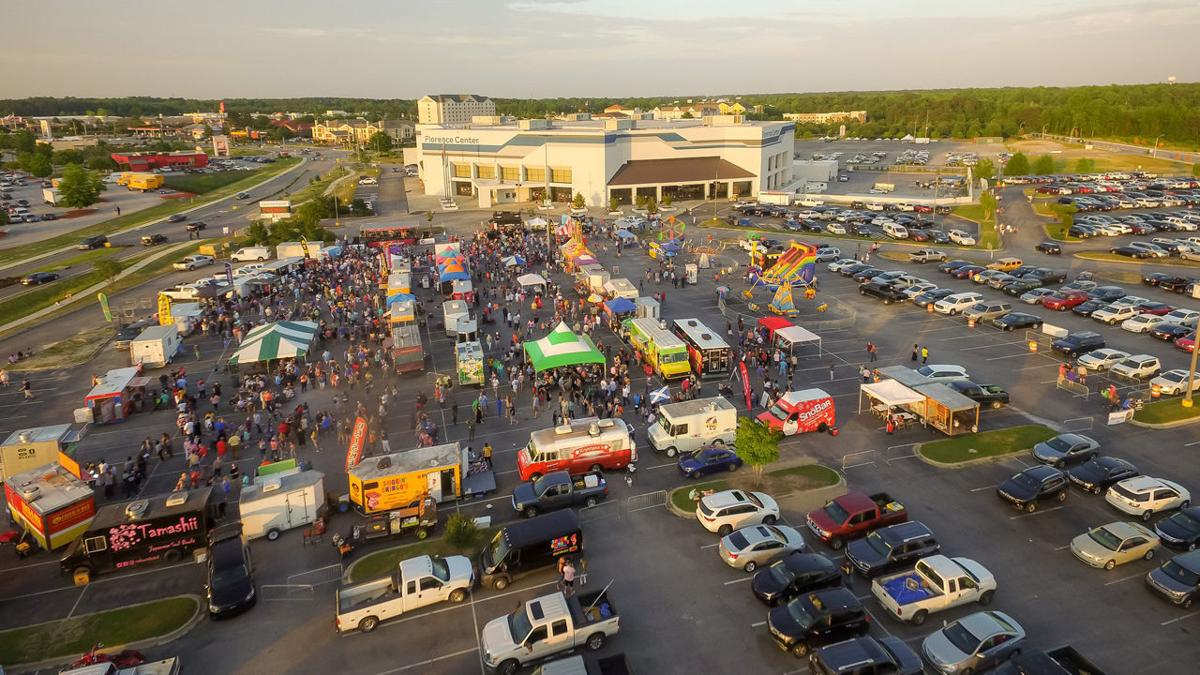 Food Truck Rodeo 1