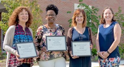 HopeHealth dietitians/lifestyle coaches earn state recognition
