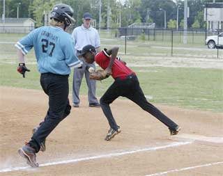 Hartsville National Dixie Youth Minor League continues