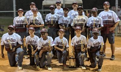 Lynches River Ozone wins Dixie Youth Baseball district crown