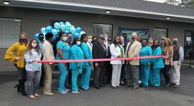 Precious and Hope Healthcare LLC  ribbon cutting held Thursday in Timmonsville