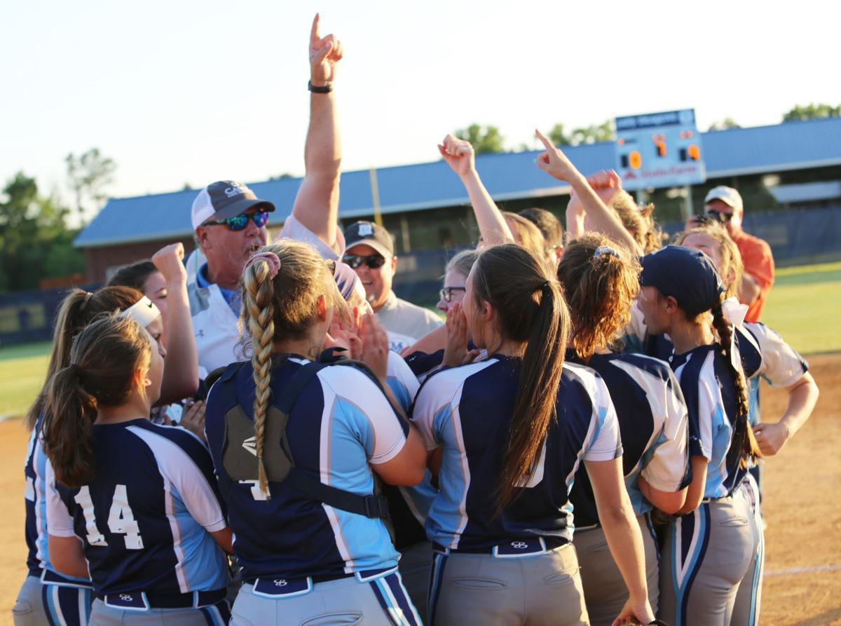 Marlboro Academy softball captures SCISA 2A state title