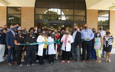 McLeod Health opens new physician office building