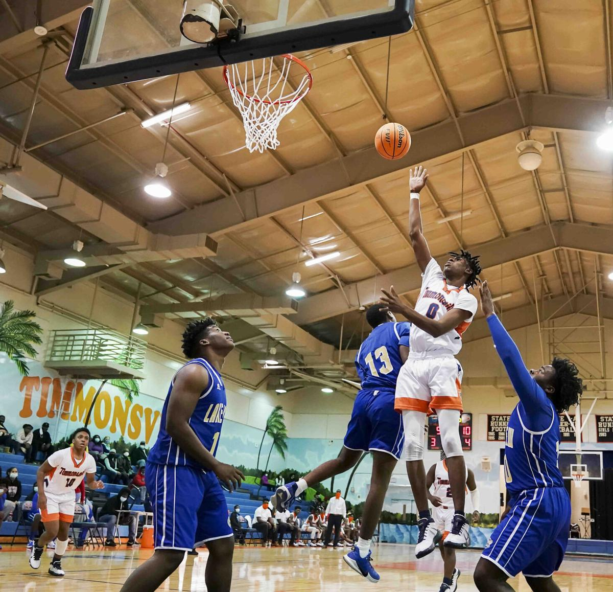 Timmonsville vs. Lake View boys