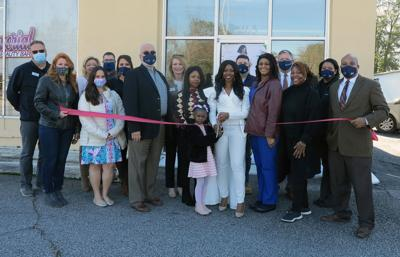Price Professional Services hosts ribbon cutting