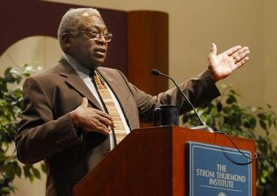 Clyburn tells lawmakers to use stimulus