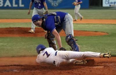 Trinity Collegiate at Florence Christian baseball