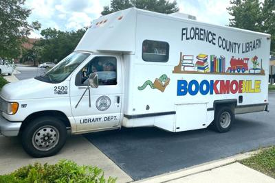 Florence County Bookmobile 2