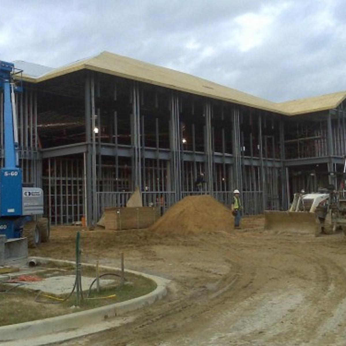 Fire stations, jail sustain Horry County construction