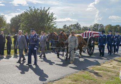 Sgt. Terrence Carraway Funeral