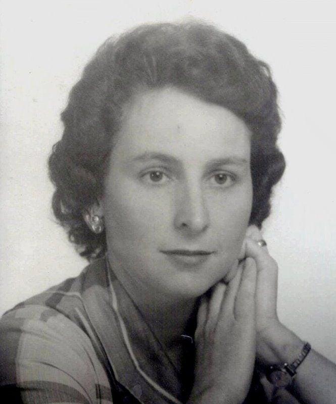 Grace Floyd Robinson