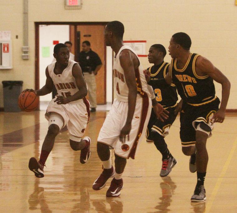 Marion Boys vs Andrews playoff basketball   Sports   scnow.com