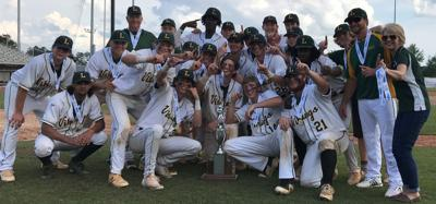 Latta baseball wins state championship for SCHSL Class 2A in 2018