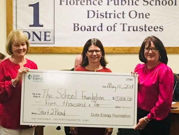 Donation to The School Foundation