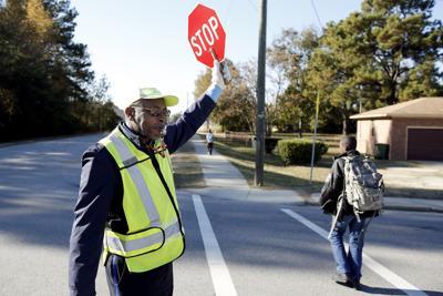 Crossing guard appreciation week