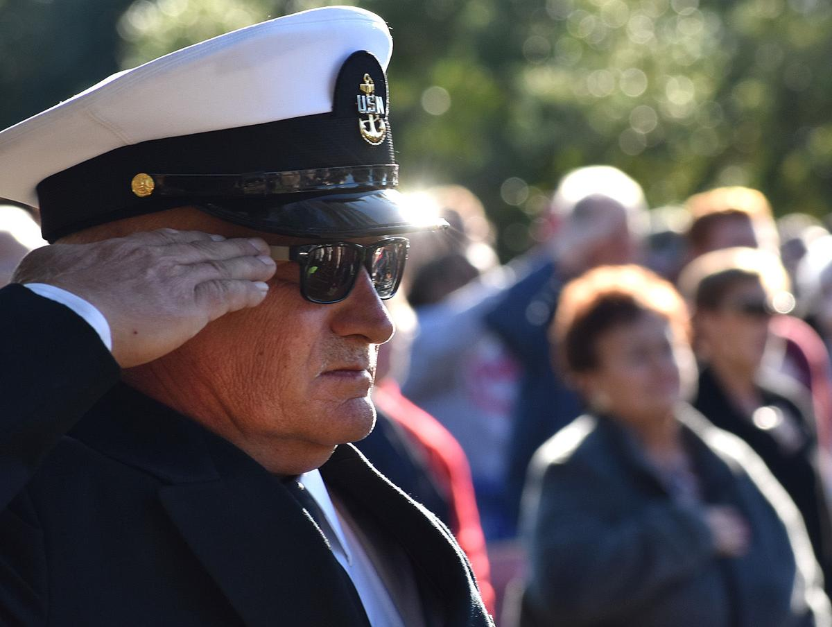 Florence honors veterans at the annual Veterans Day ...
