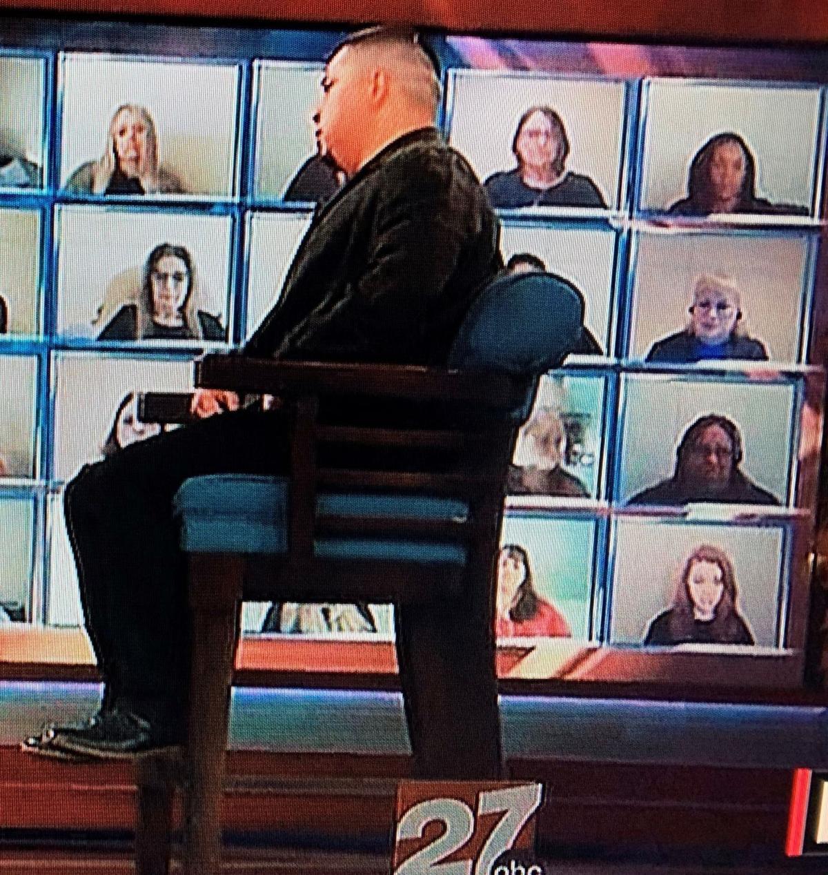 Ann on screen