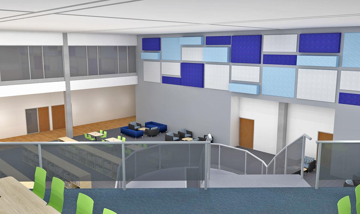 Middle School Interiors