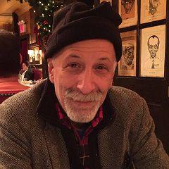 Author Peter Golden