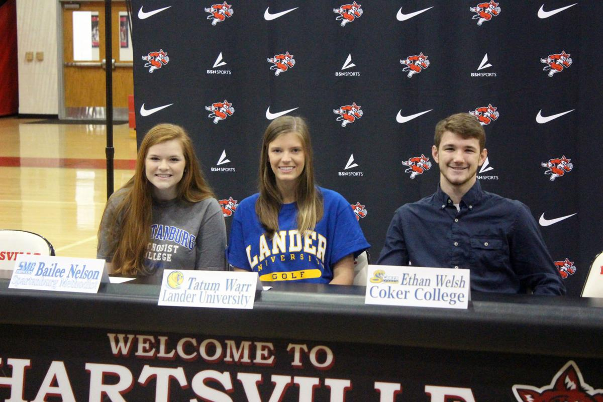 HHS signing Day