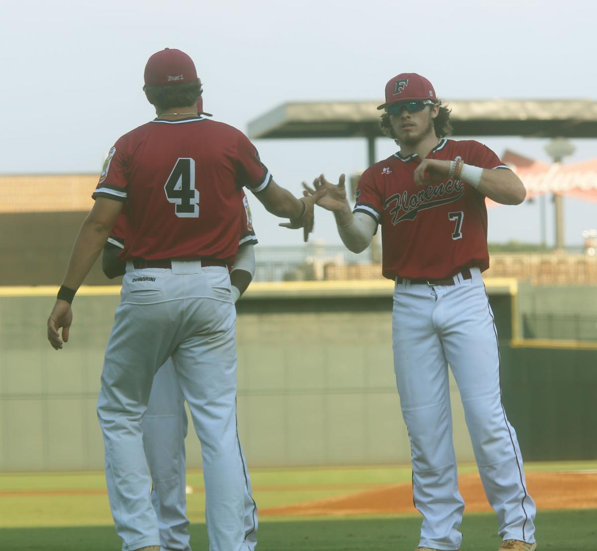 Florence Post 1 vs  Greer Post 115 | Gallery | scnow com