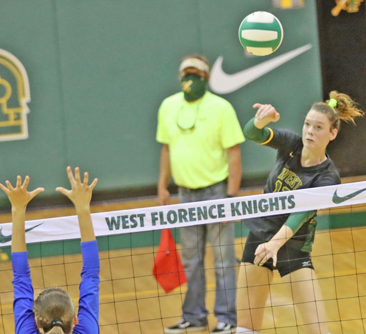 Prep Roundup North Myrtle Beach Volleyball Sweeps West Florence Sport Scnow Com